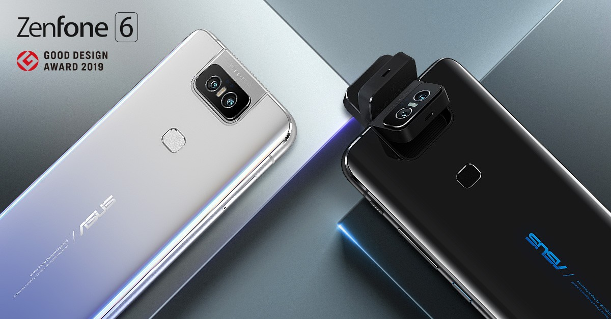 ZenFone 6 a primit Good Design Award