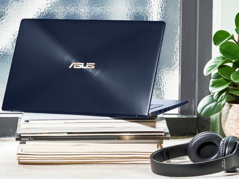ZenBook UX434 si UX534