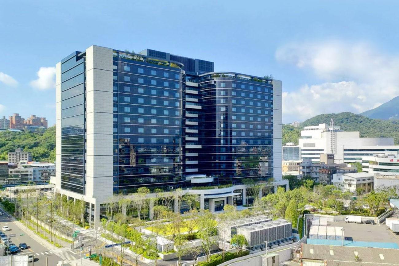 Sediul ASUS din Taipei