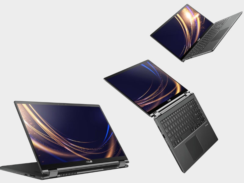 ASUS ZenBook Flip UM462DA