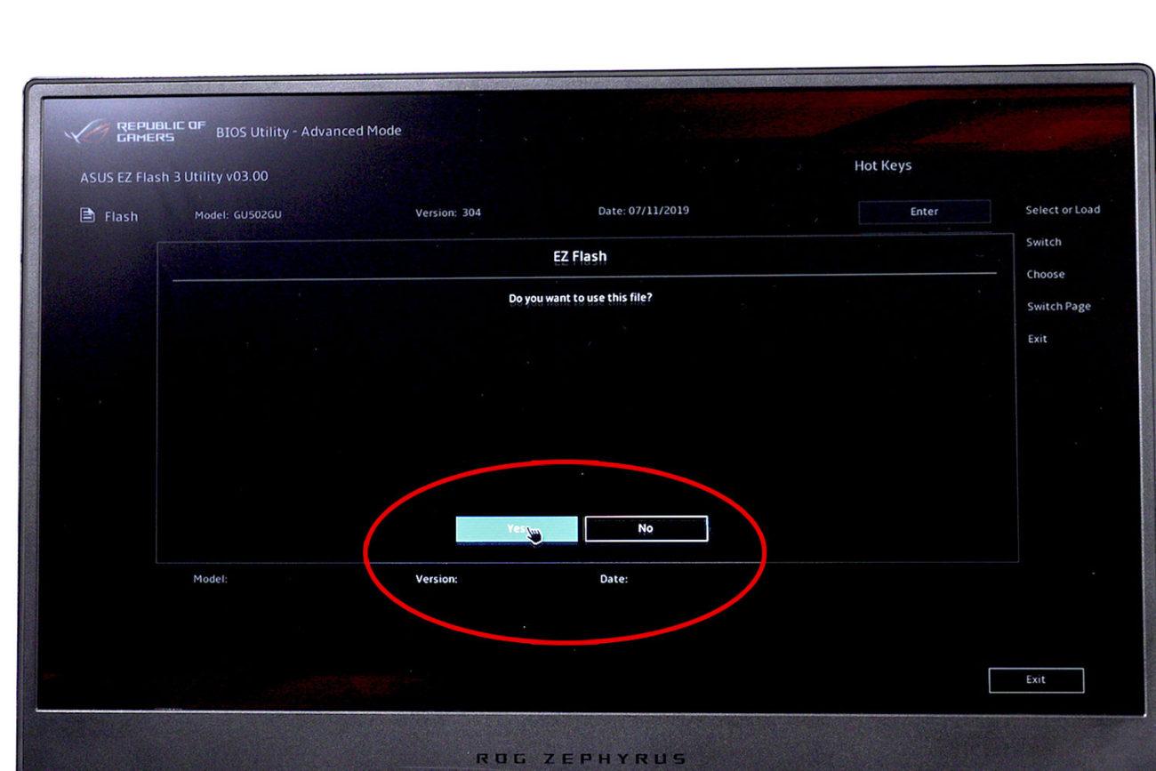 Cum faci update de BIOS