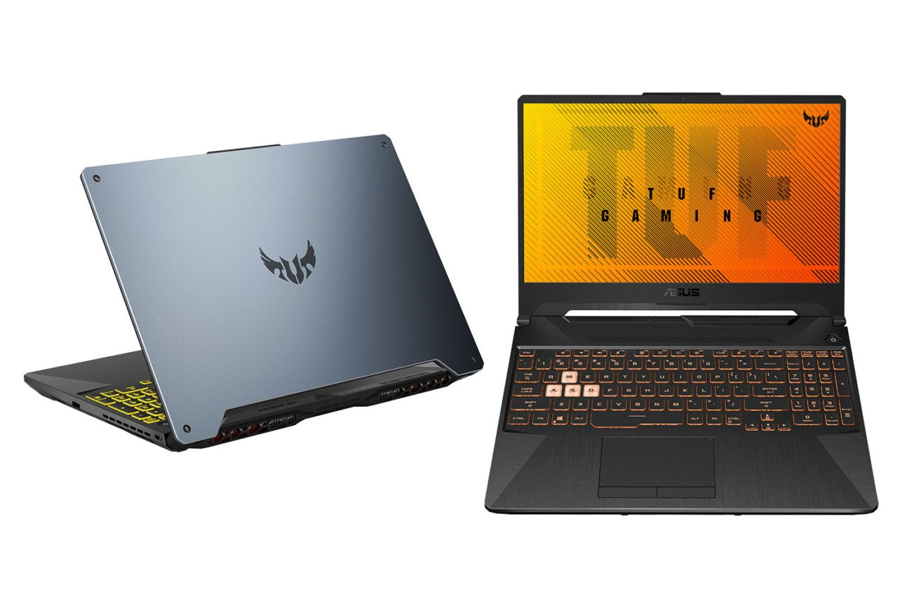 Laptopurile TUF Gaming A15