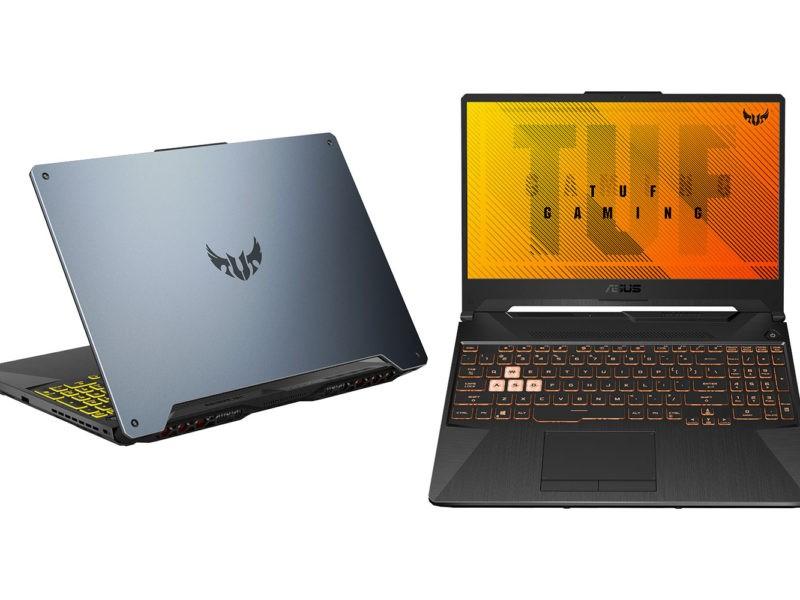 Laptopurile TUF Gaming A15