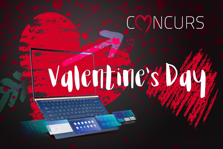 Concursuri ASUS de Valentine's Day