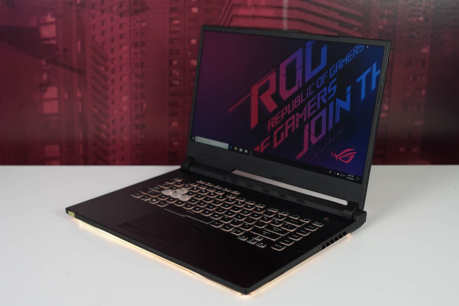 Laptopul de gaming ROG Strix G G531