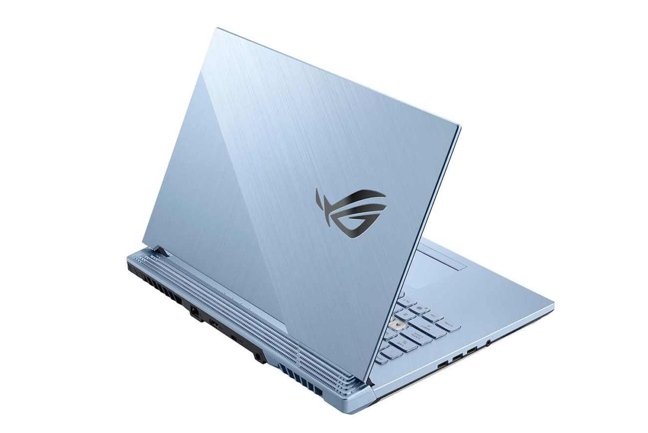 Laptopul de gaming ROG Strix G G531 Glacier Blue