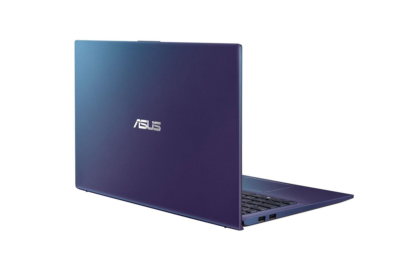 Laptop VivoBook X512 Peacock Blue