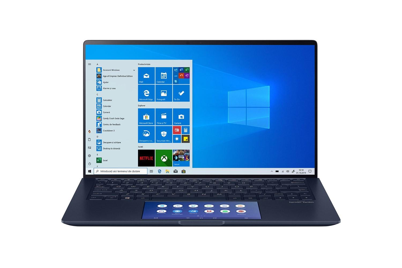 Laptopul ZenBook 13 UX334FAC