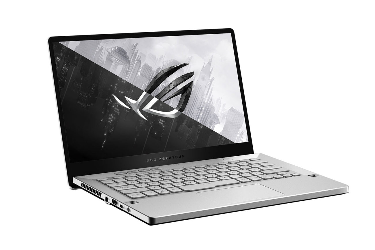 ROG Zephyrus G14 GA401 (Moonlight White)