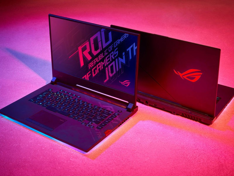 Laptopurile de gaming ROG Strix SCAR 15/17