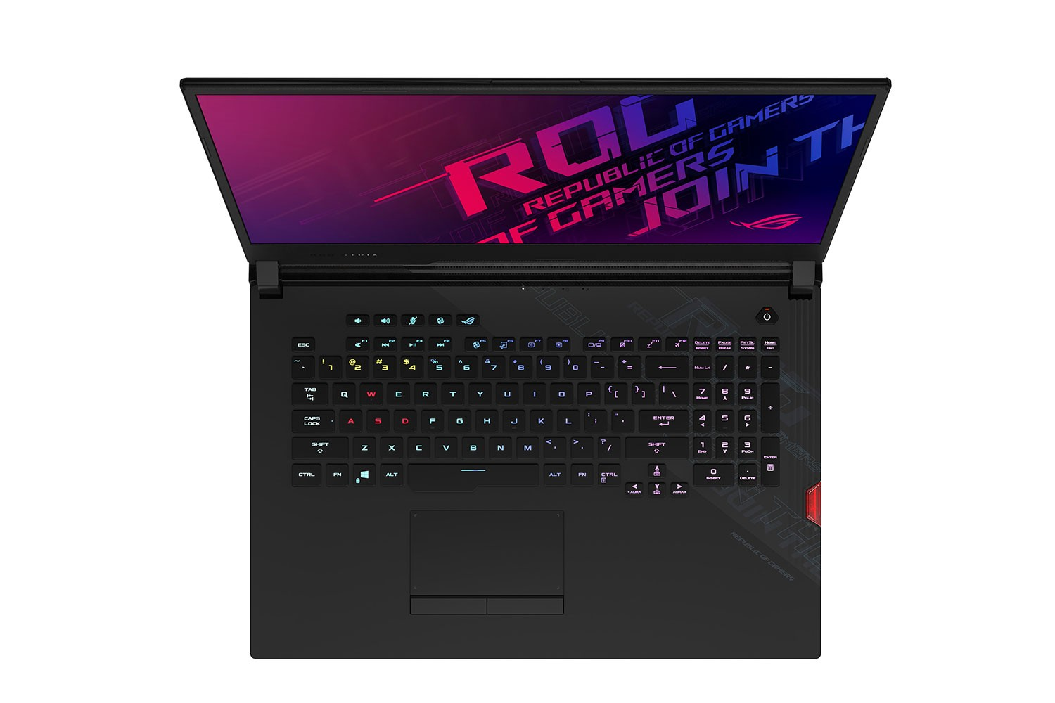 Laptopul de gaming ROG Strix SCAR 17 G732