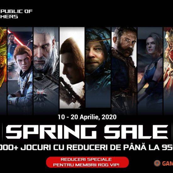 ROG Spring Sale 2020