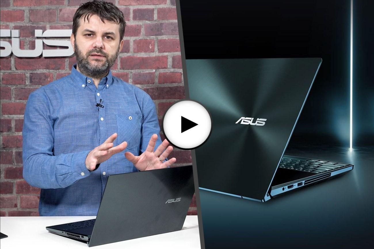 Prezentare ZenBook Pro Duo UX581
