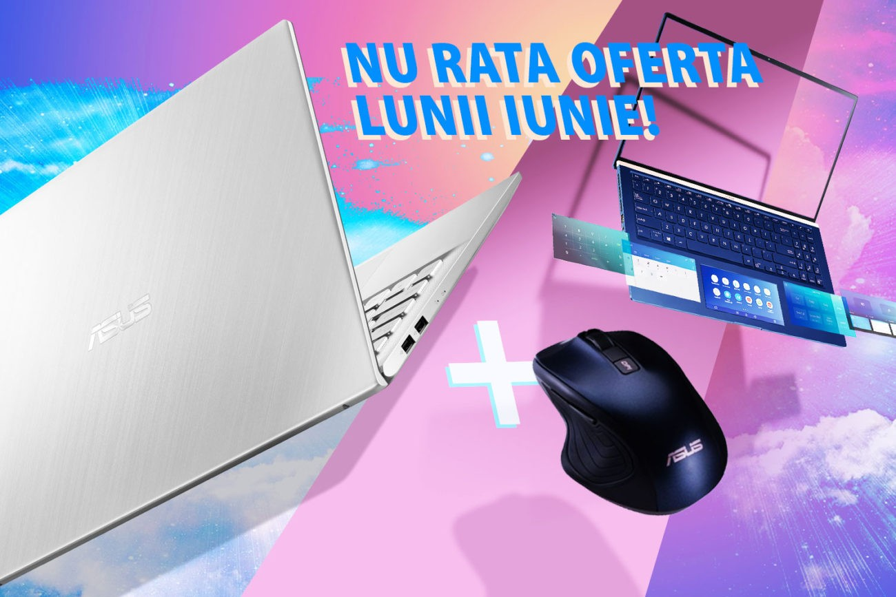 ASUS oferă la promoție mouse-ul wireless MW202