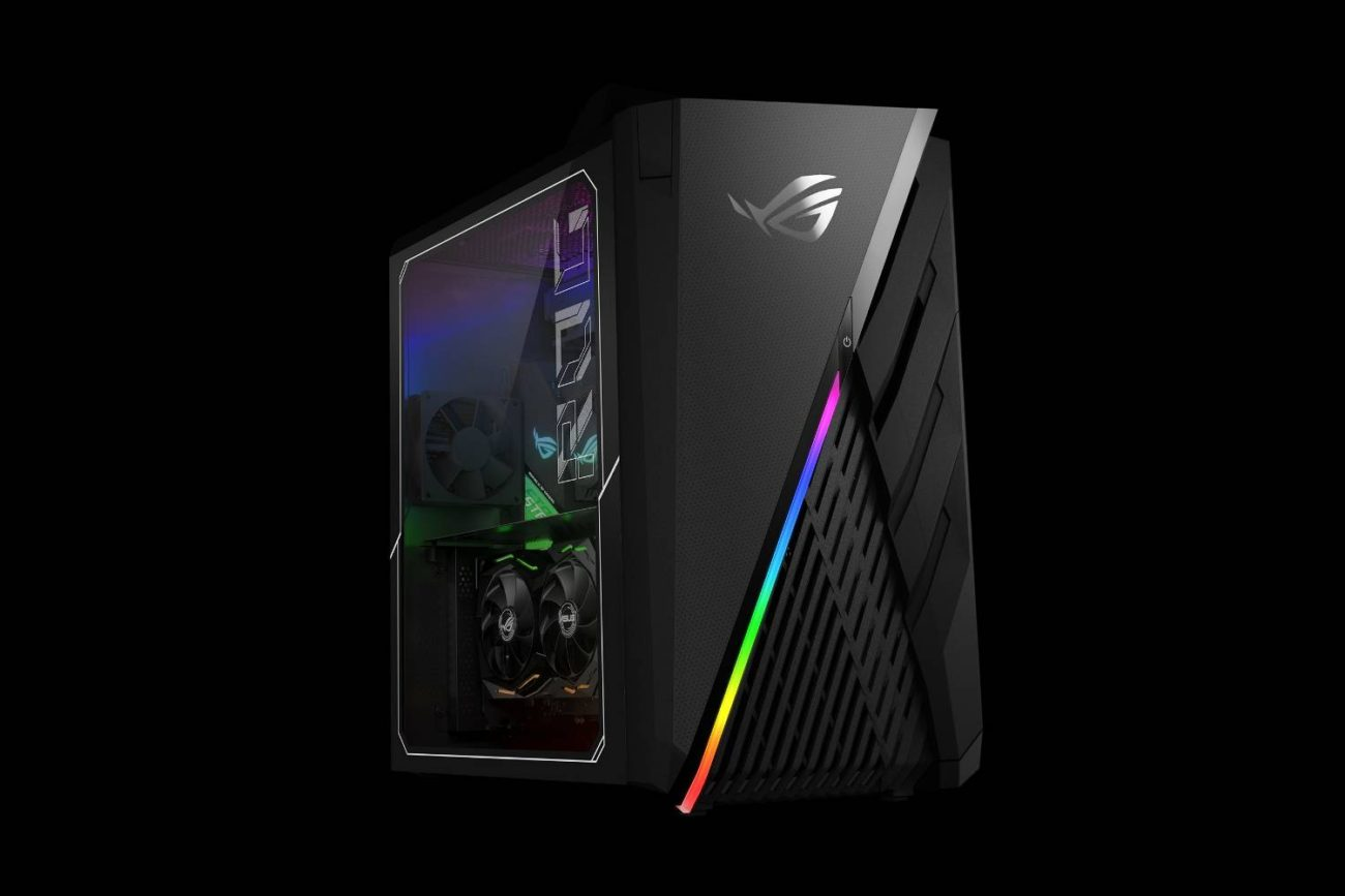 Desktop de gaming ROG Strix GA15 (G15DH)