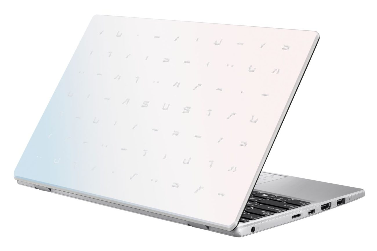 Laptop ASUS E210 Dreamy White