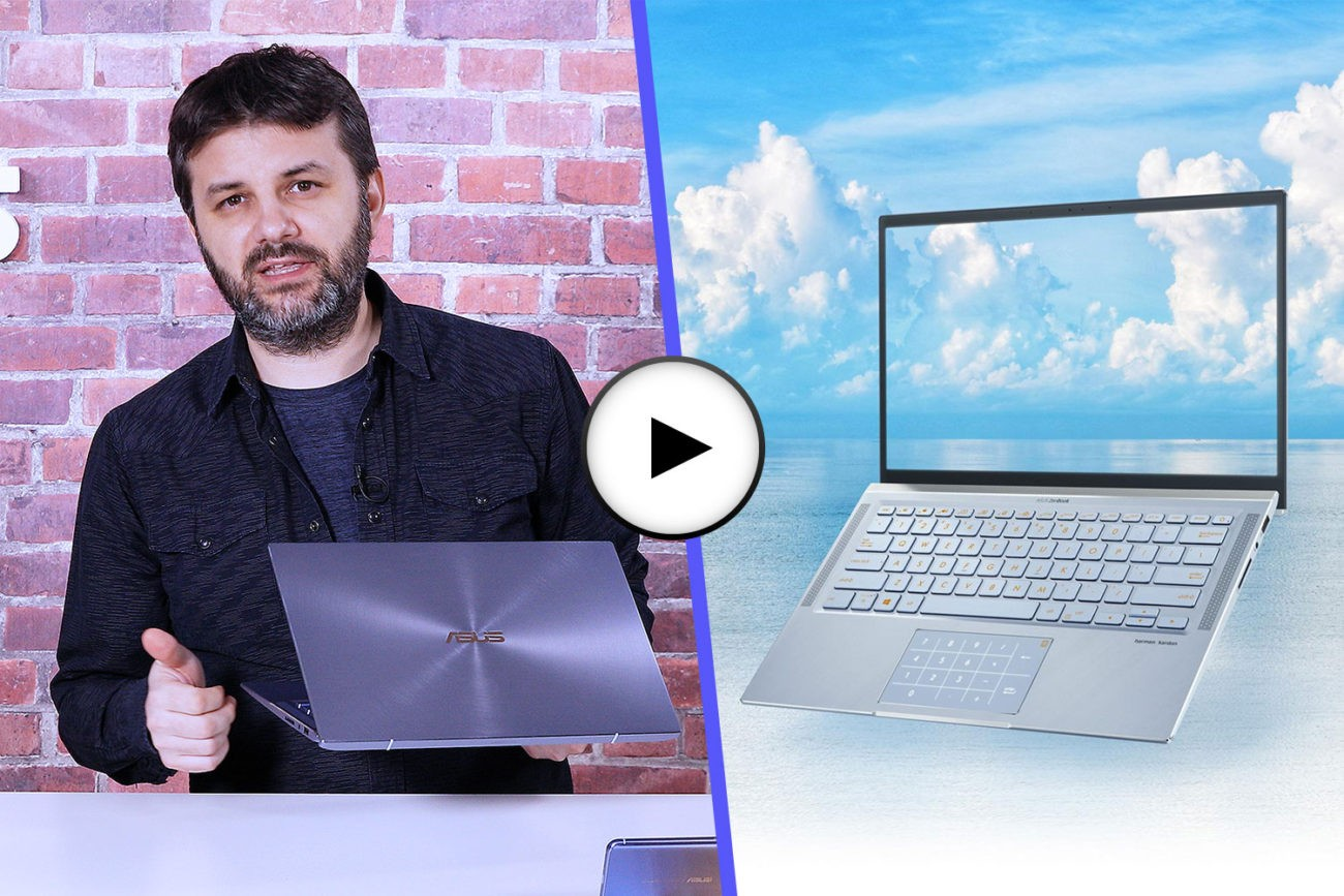Prezentare video ZenBook 14 UM431DA