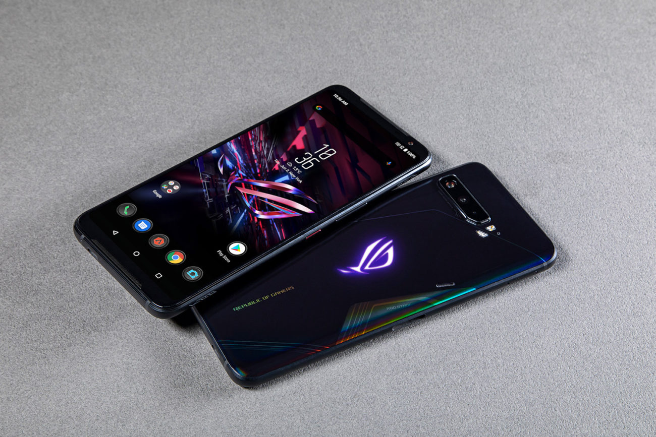 Telefonul de Gaming ROG Phone 3 Strix Edition