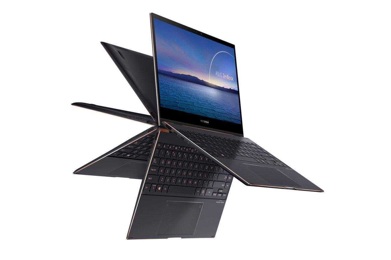 Laptopul convertibil ASUS ZenBook Flip S (UX371)
