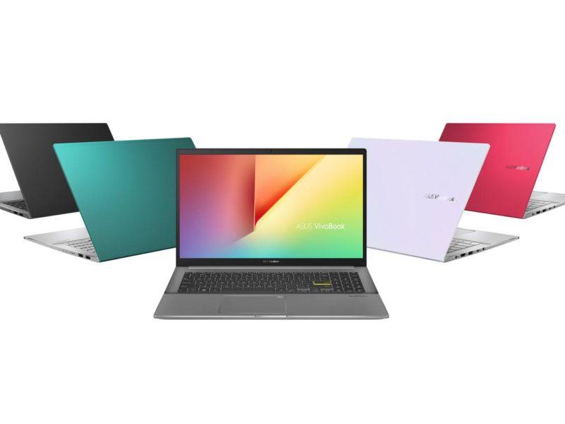 ASUS VivoBook S14 (M433) și S15 (M533)