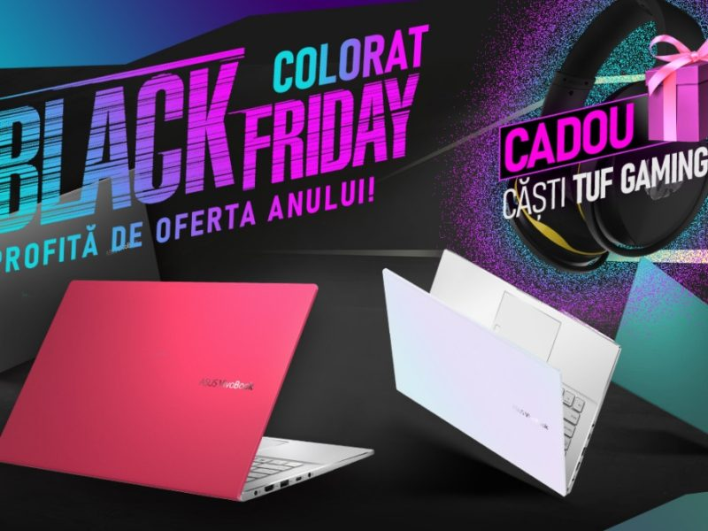 Black Friday 2020 ASUS Romania