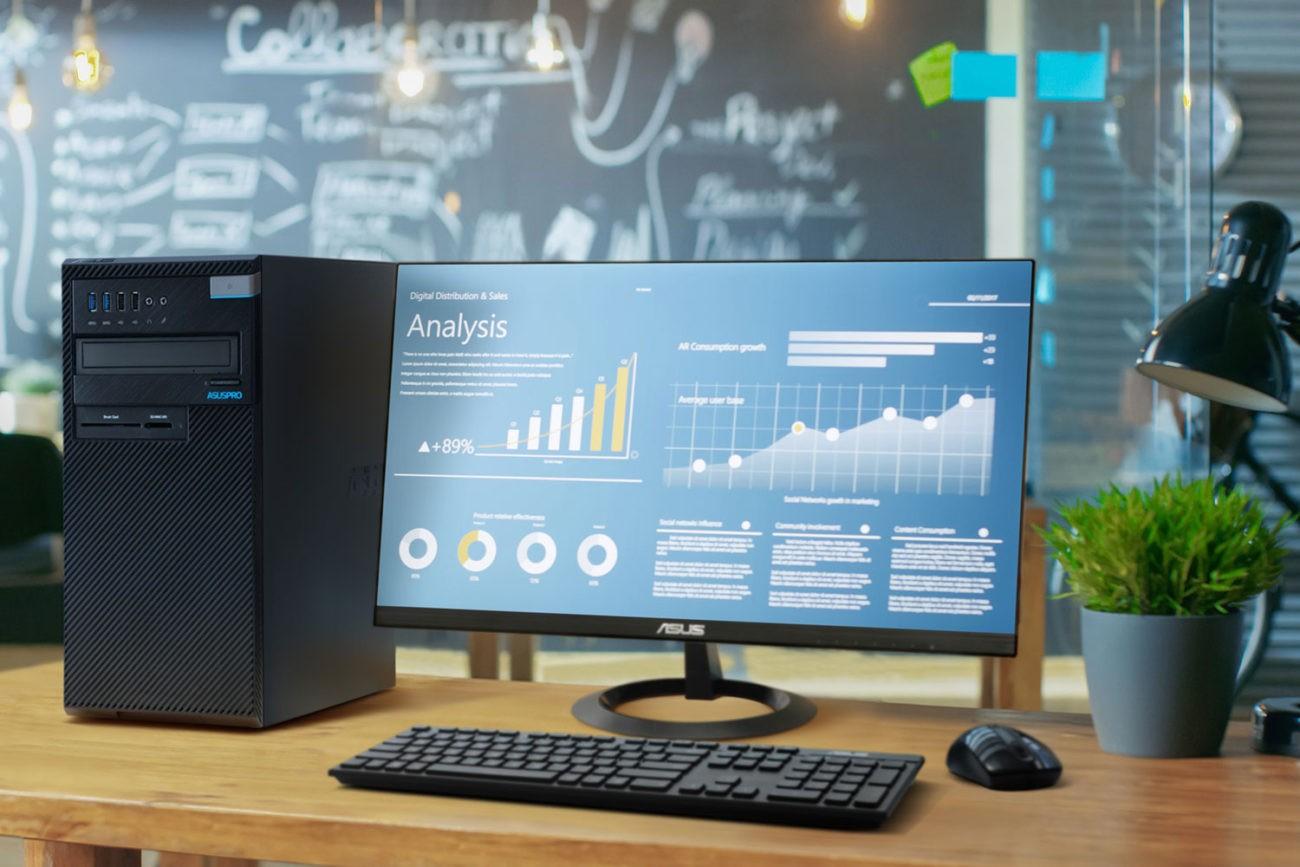 Desktop ASUSPRO D840MA/D640MA