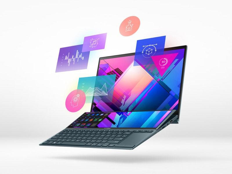 ZenBook Duo UX482