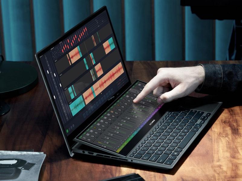 ZenBook Pro Duo UX582