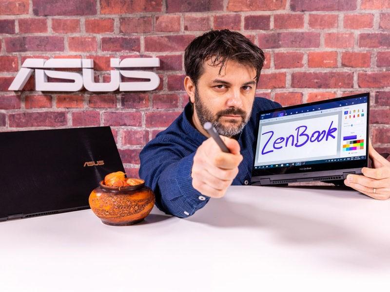 Prezentare video cu ZenBook Flip S UX371