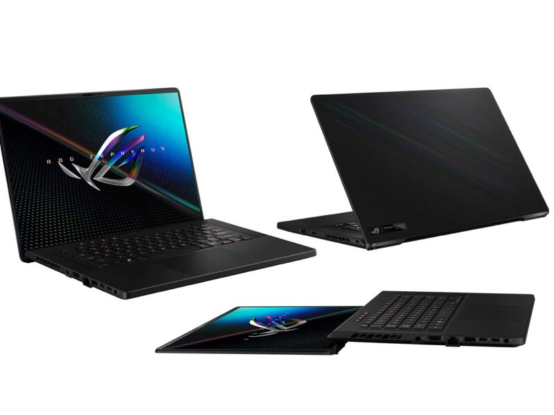 Laptopul de gaming ROG Zephyrus M16