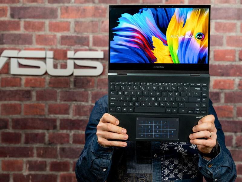 Laptop ZenBook Flip 13 OLED