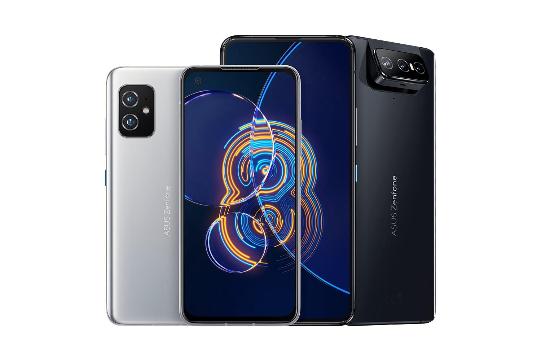 Zenfone 8 și Zenfone 8 Flip