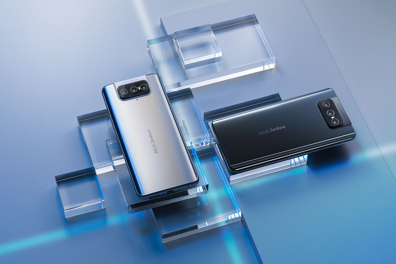 Zenfone 8 Flip - spate
