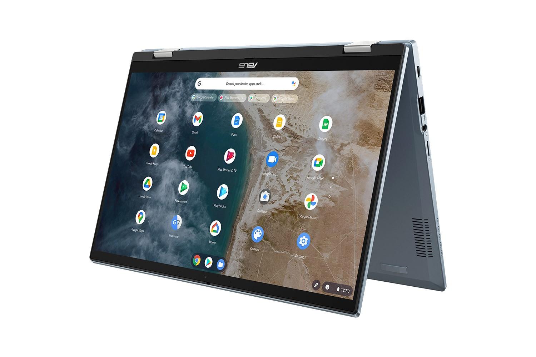 ASUS Chromebook Flip CX5(CX5400) dispune de un stylus cu încărcare rapidă