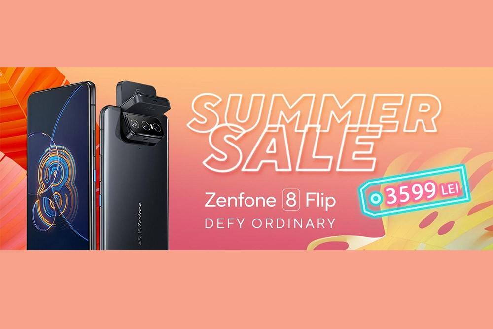 Summer Sale - Zenfone 8 Flip