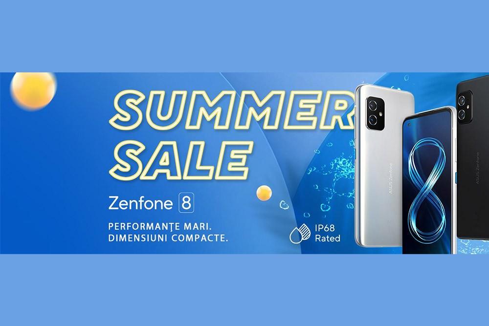 Summer Sale - Zenfone 8