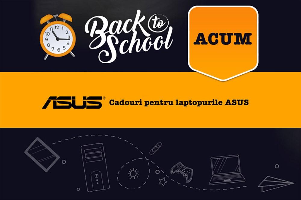 Promoție Back to School la PC Garage