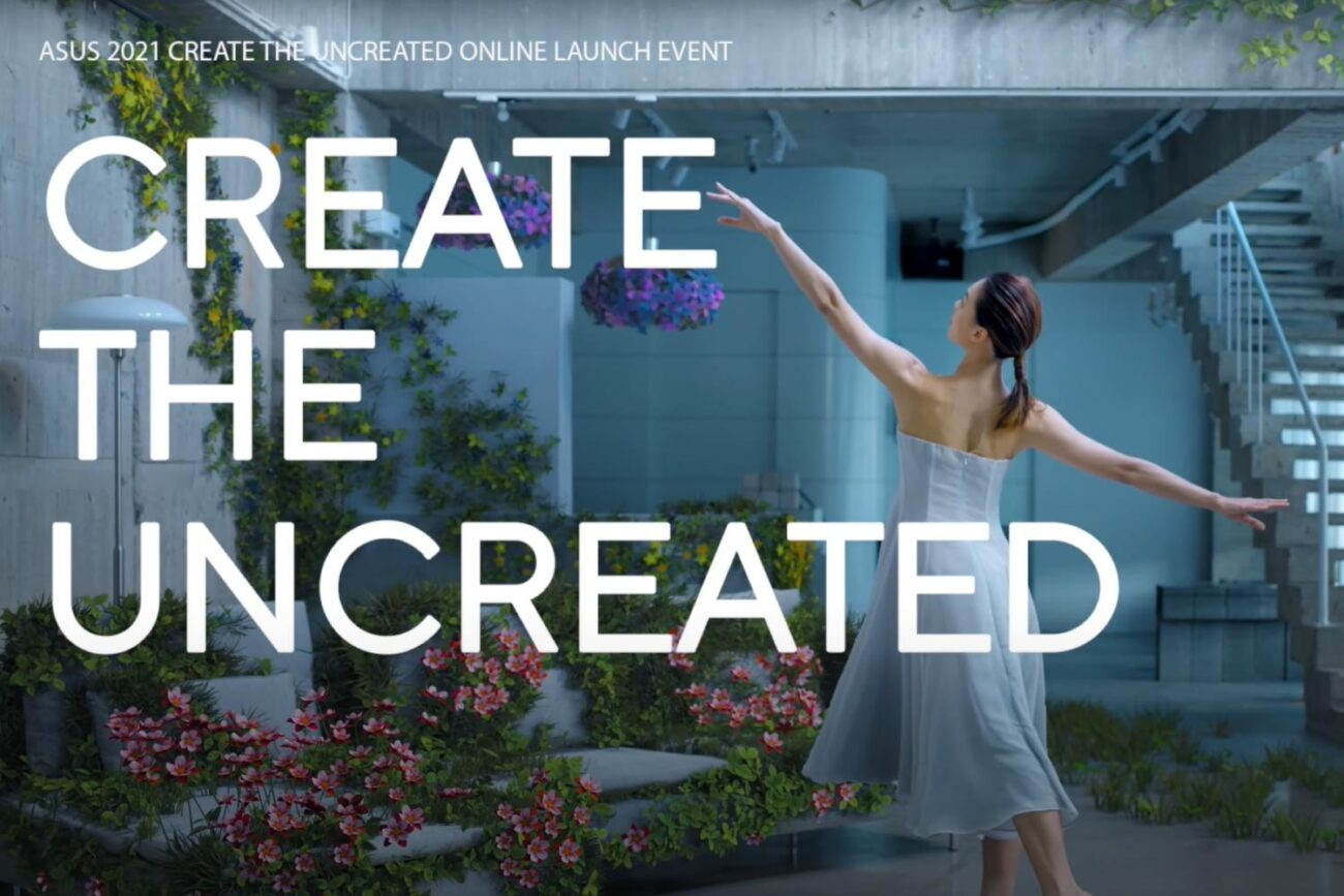 Teaser Dancer - Create The Uncreated