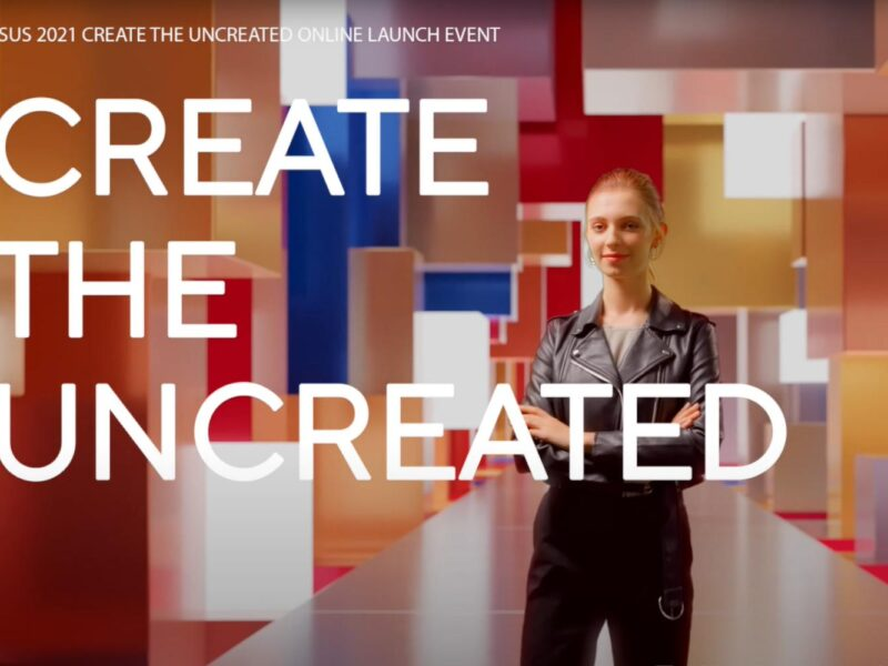 Teaser Regizorul - Create The Uncreated