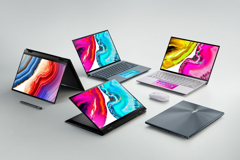 Zenbook 14X OLED și Zenbook 14 Flip OLED (UP5401, UN5401)