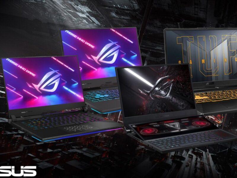 Laptopuri ASUS în promoție