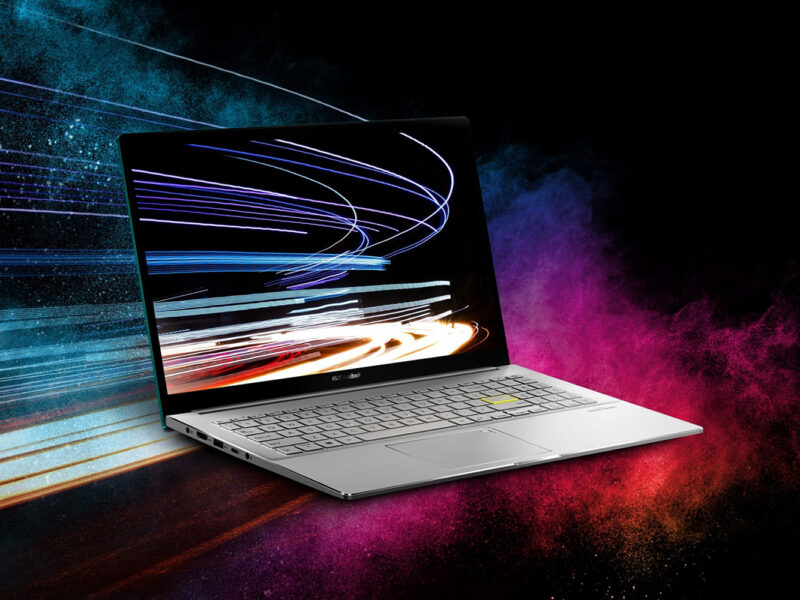 Laptopurile ASUS Vivobook cu AIPT