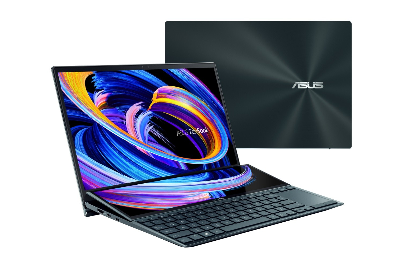 Laptop ASUS ZenBook Pro Duo 15 OLED