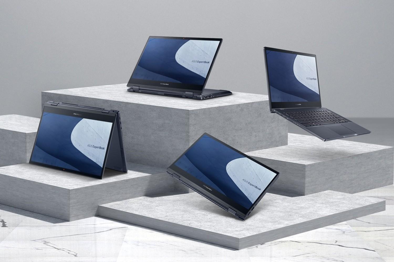 ExpertBook B5 Flip OLED și modurile sale de operare