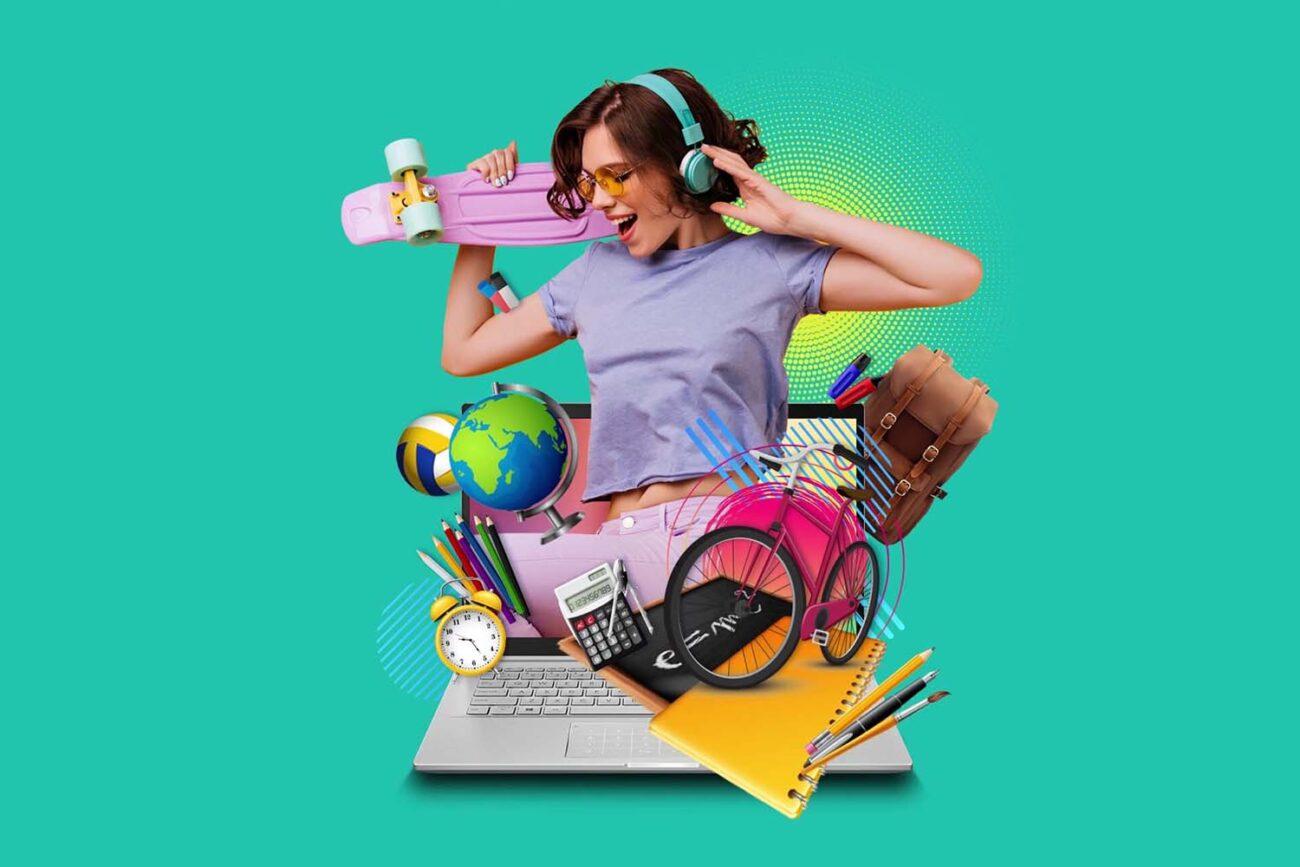 Laptopuri pentru scoala online